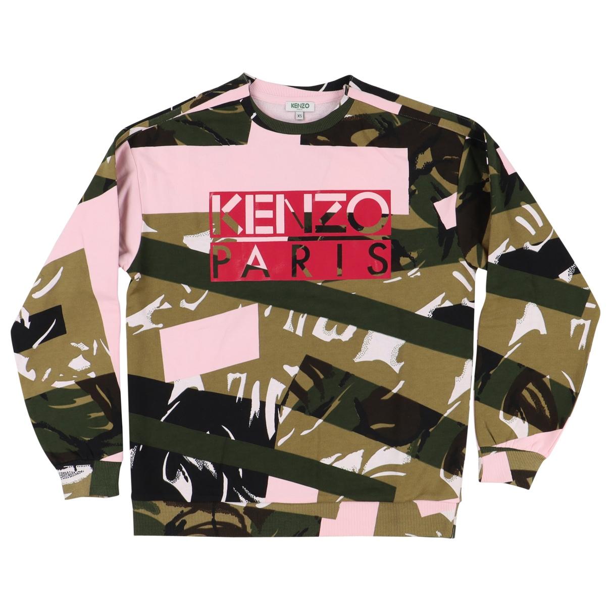 Kenzo \N Multicolour Cotton Knitwear & Sweatshirts for Men XS International