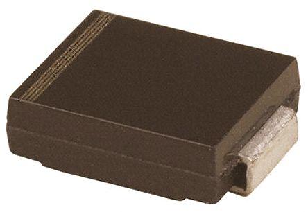 Vishay P4SMA47AHE3/5A, Uni-Directional TVS Diode, 400W, 2-Pin DO-214AC (25)