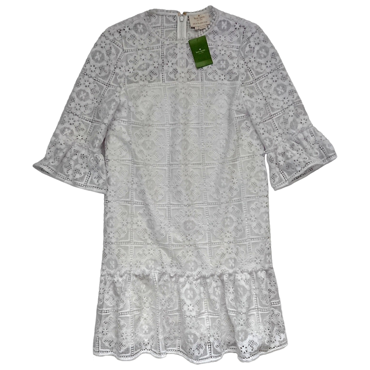 Kate Spade \N White dress for Women 2 US