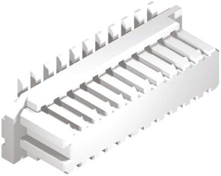 Molex , 52465 0.8mm Pitch 30 Way 2 Row Straight PCB Socket, Surface Mount, Solder Termination (5)