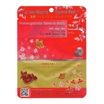 Jayeon Mapping Essence Mask - Pomegranate 1Pc