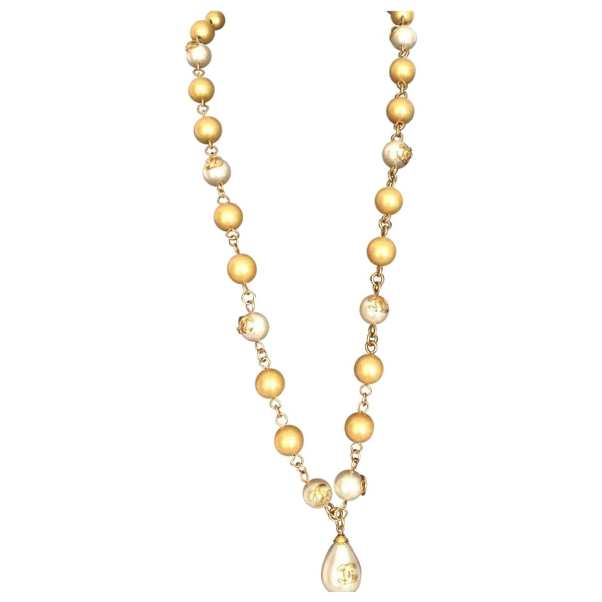 Chanel - Sautoir Baroque pour femme en perles