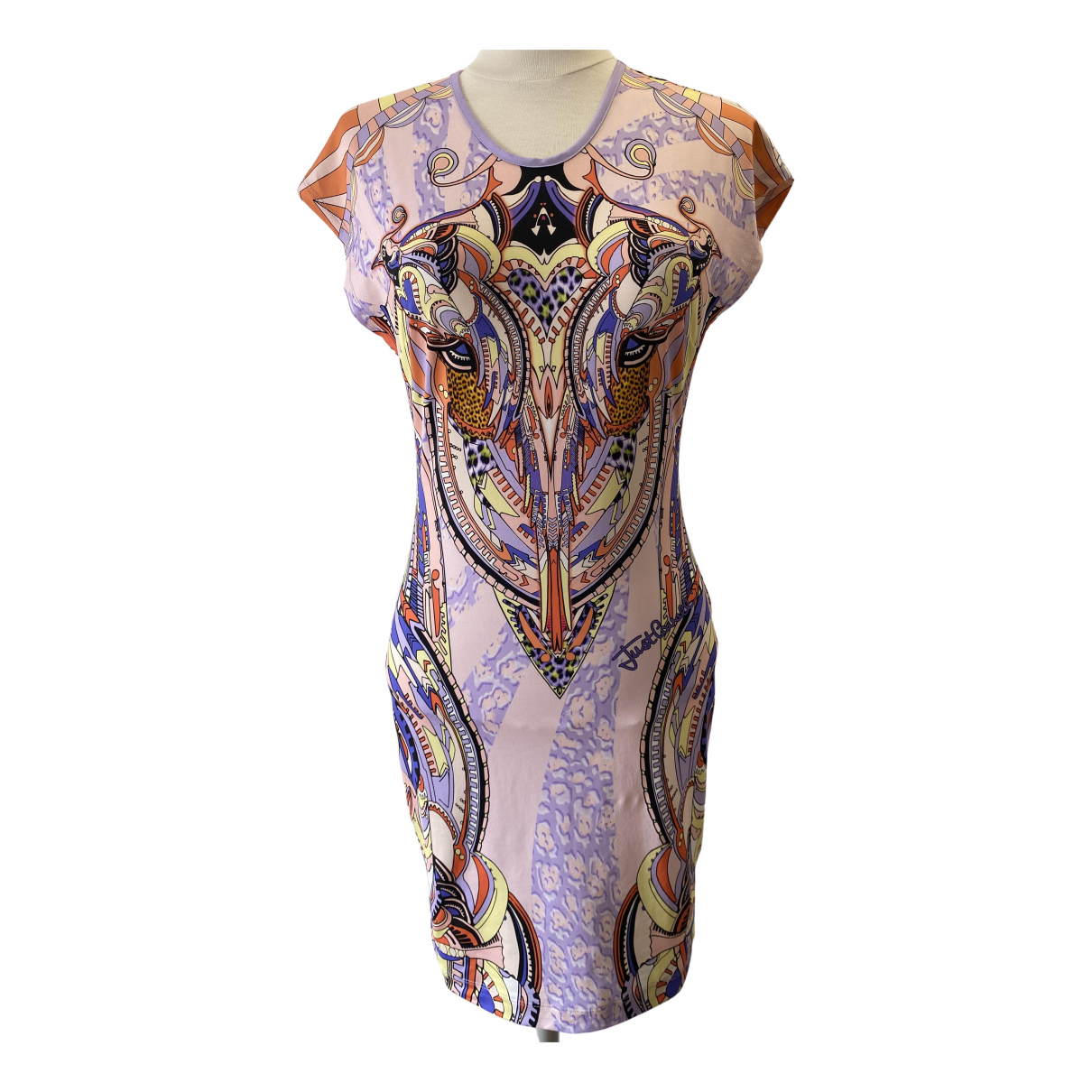 Just Cavalli \N Multicolour dress for Women 42 IT