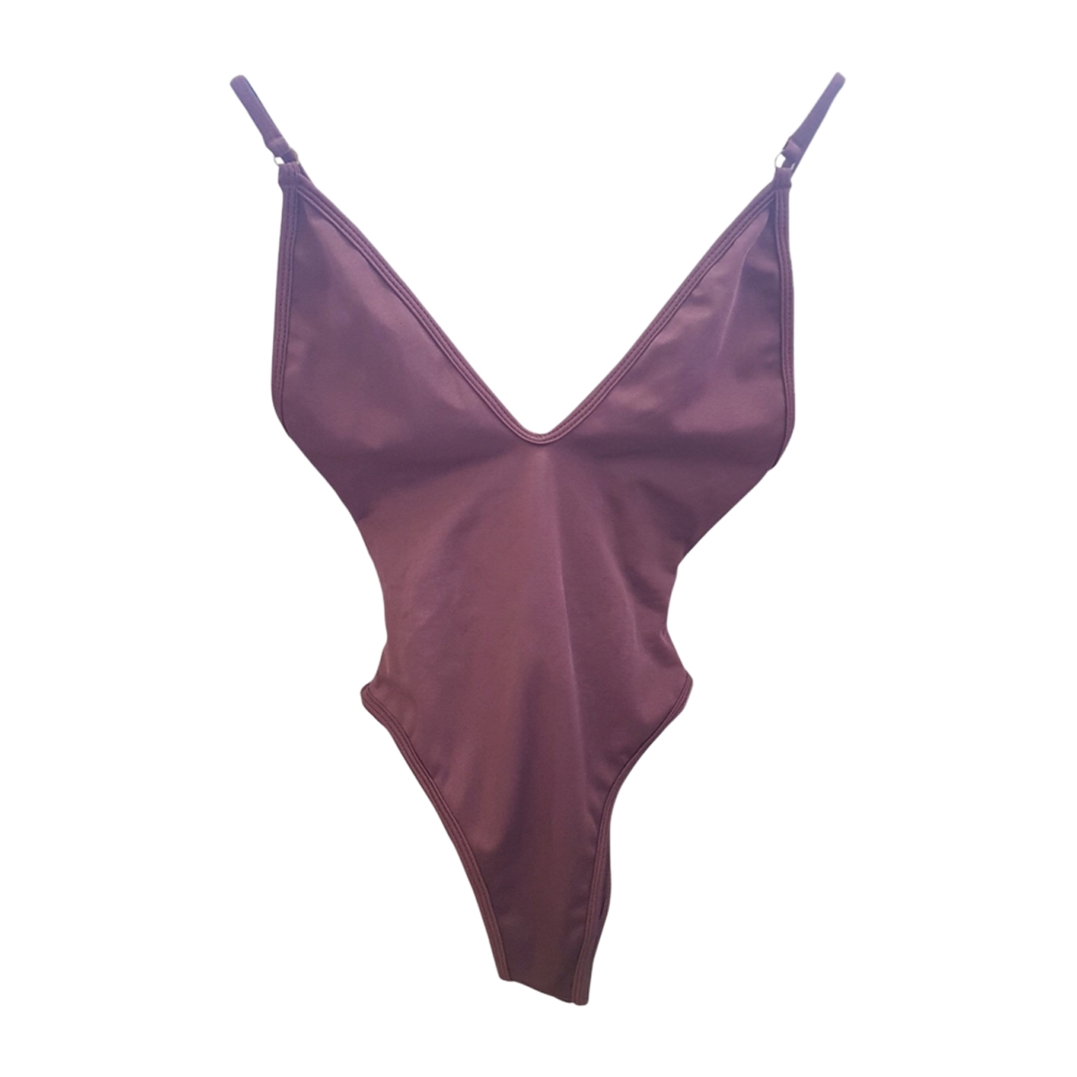 Non Signé / Unsigned \N Pink Lycra Swimwear for Women 36 FR