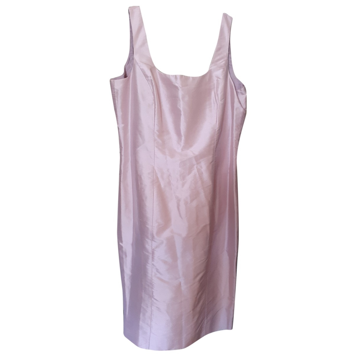 - Robe   pour femme en coton - violet