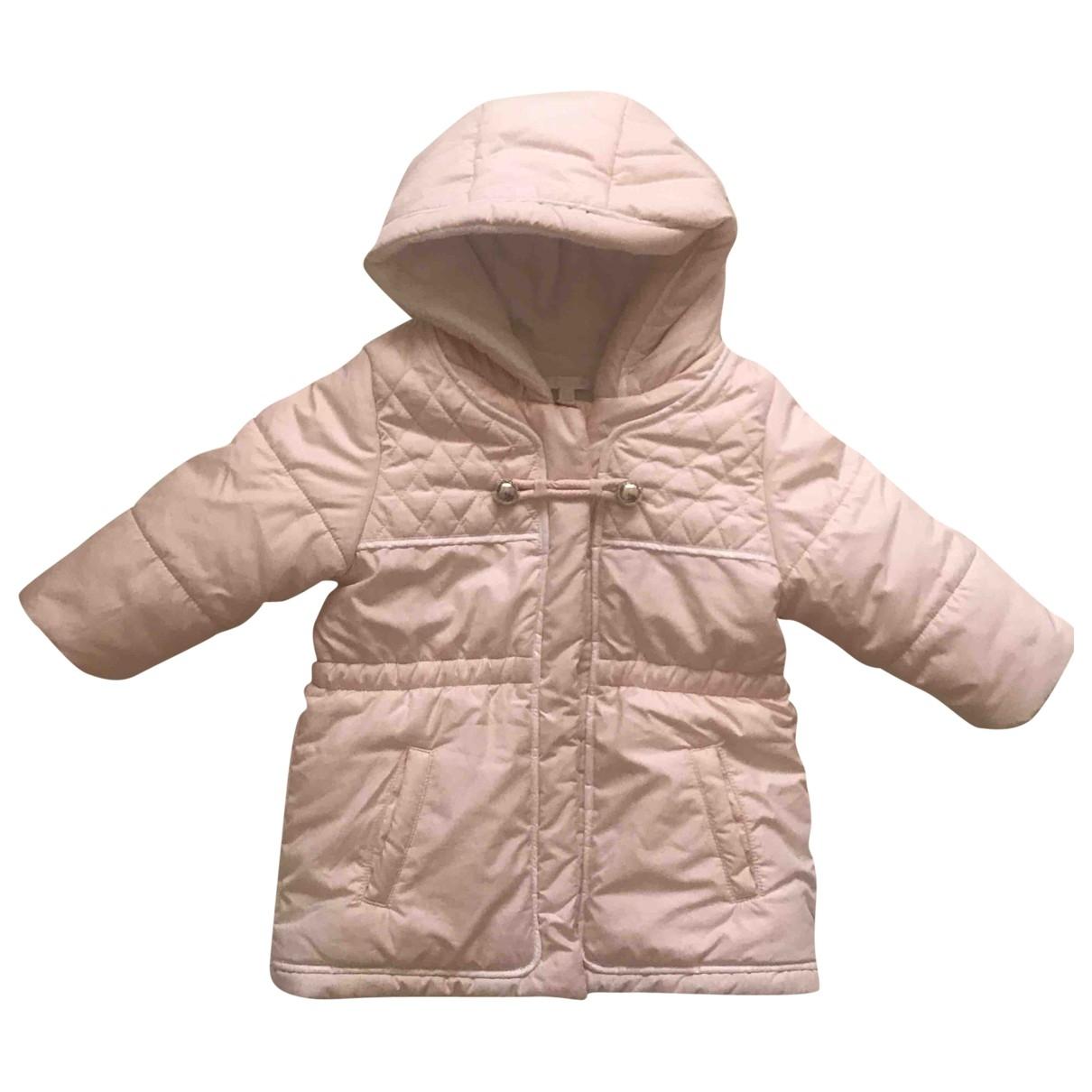 Chloe - Blousons.Manteaux   pour enfant - rose