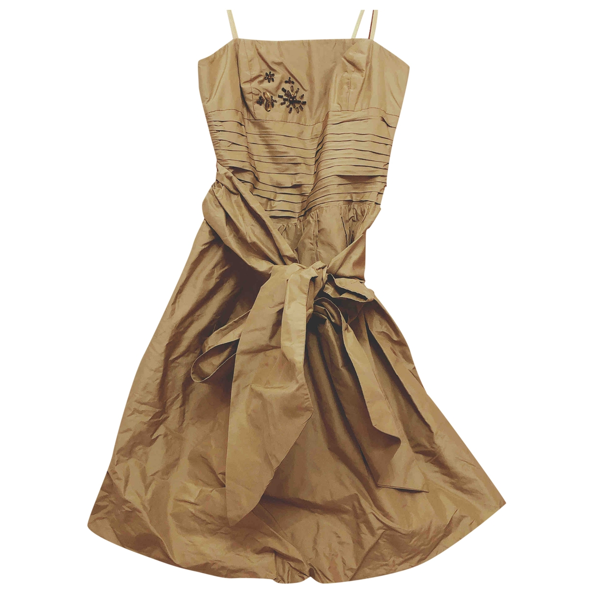 Bcbg Max Azria \N Kleid in Synthetik