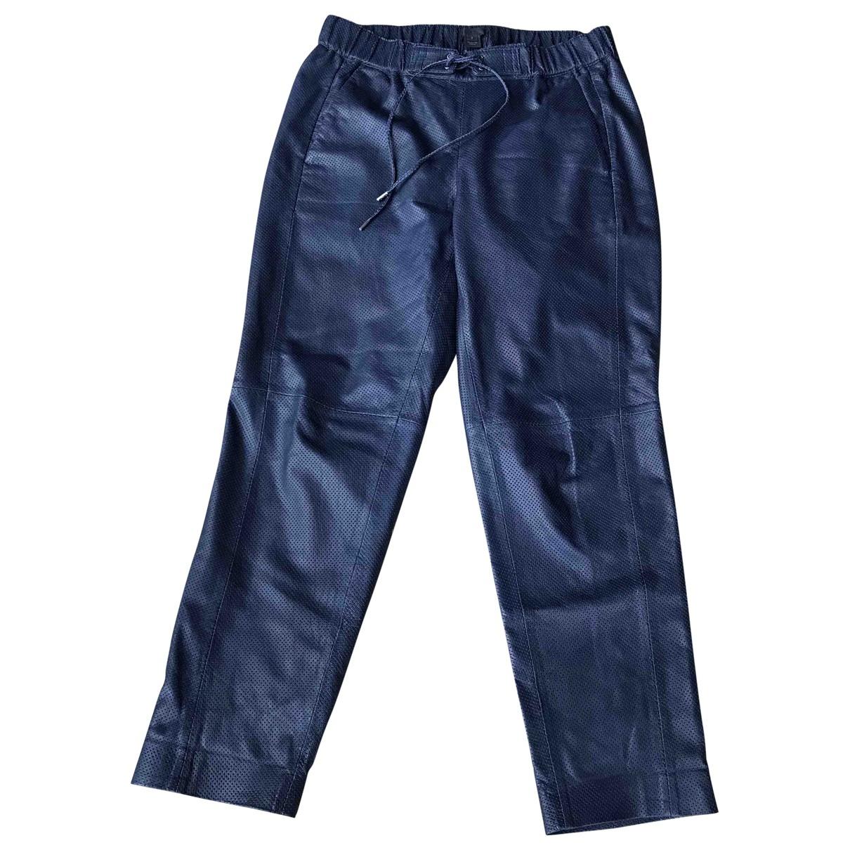 Pantalon de Cuero J.crew