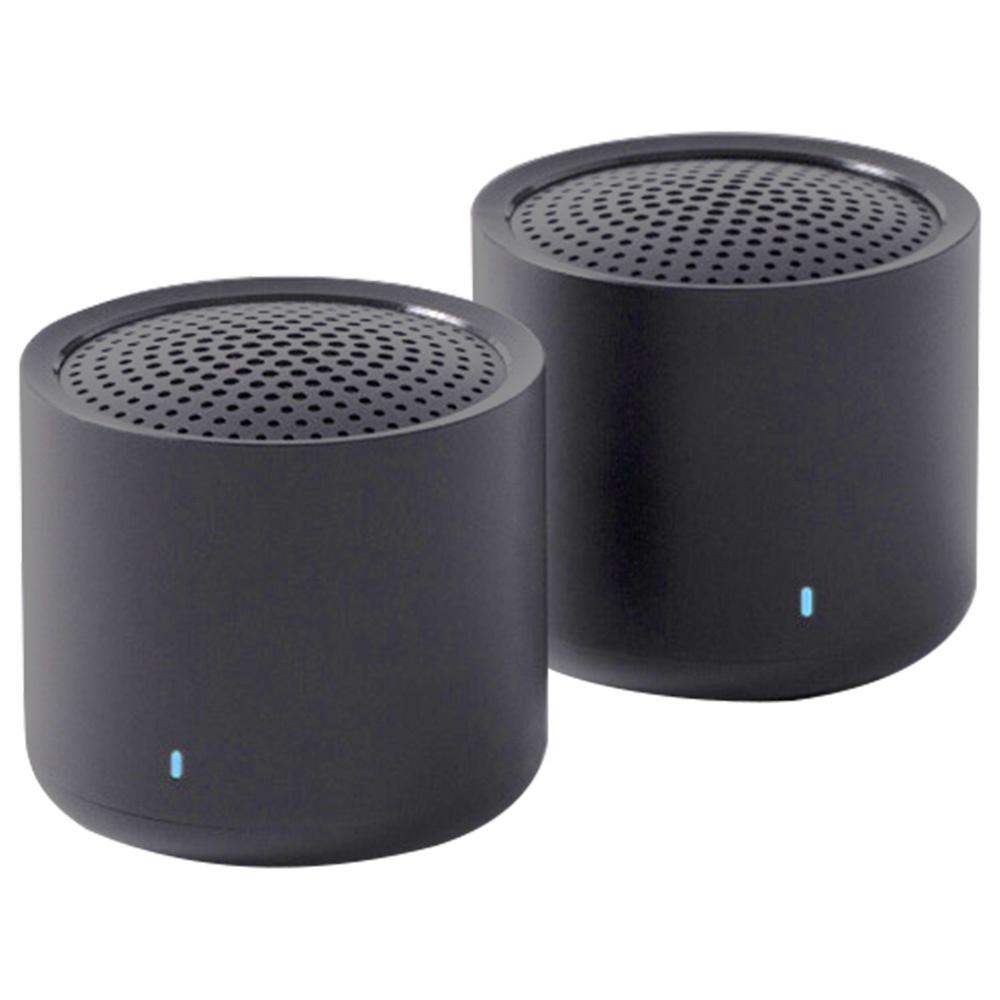 Xiaomi 3W Bluetooth 5.0 True Wireless Stereo Speakers IPX7 Built-in Mic 7 Hours Playtime - Black