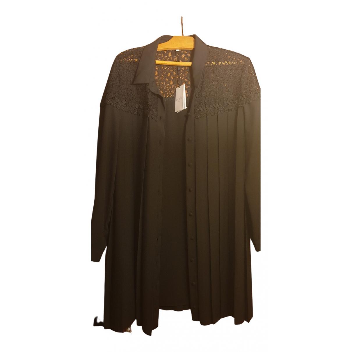 Claudie Pierlot Fall Winter 2019 Black dress for Women 40 FR
