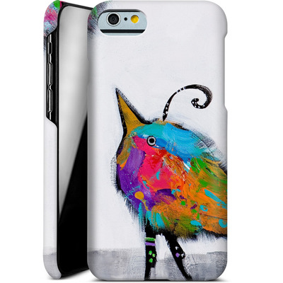 Apple iPhone 6s Smartphone Huelle - Two Cute Chicks von Jenny Foster