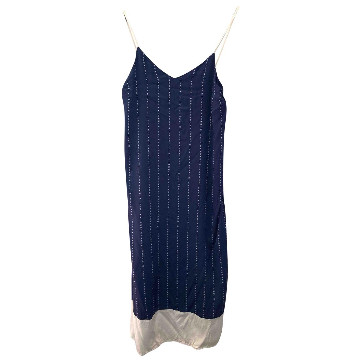 Tommy Hilfiger \N Blue dress for Women 8 US