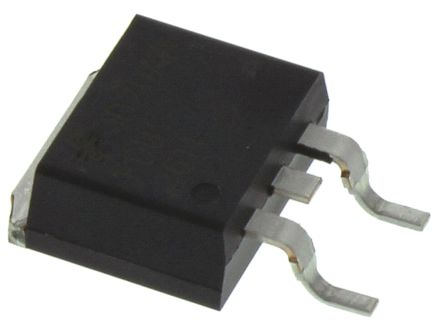 ON Semiconductor N-Channel MOSFET, 62 A, 200 V, 3-Pin D2PAK  FDB2614