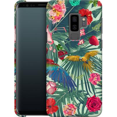 Samsung Galaxy S9 Plus Smartphone Huelle - Tropic Fun von Mark Ashkenazi