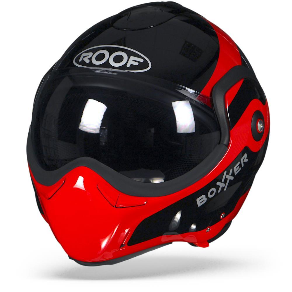 ROOF BoXXer Fuzo Rouge Noir S