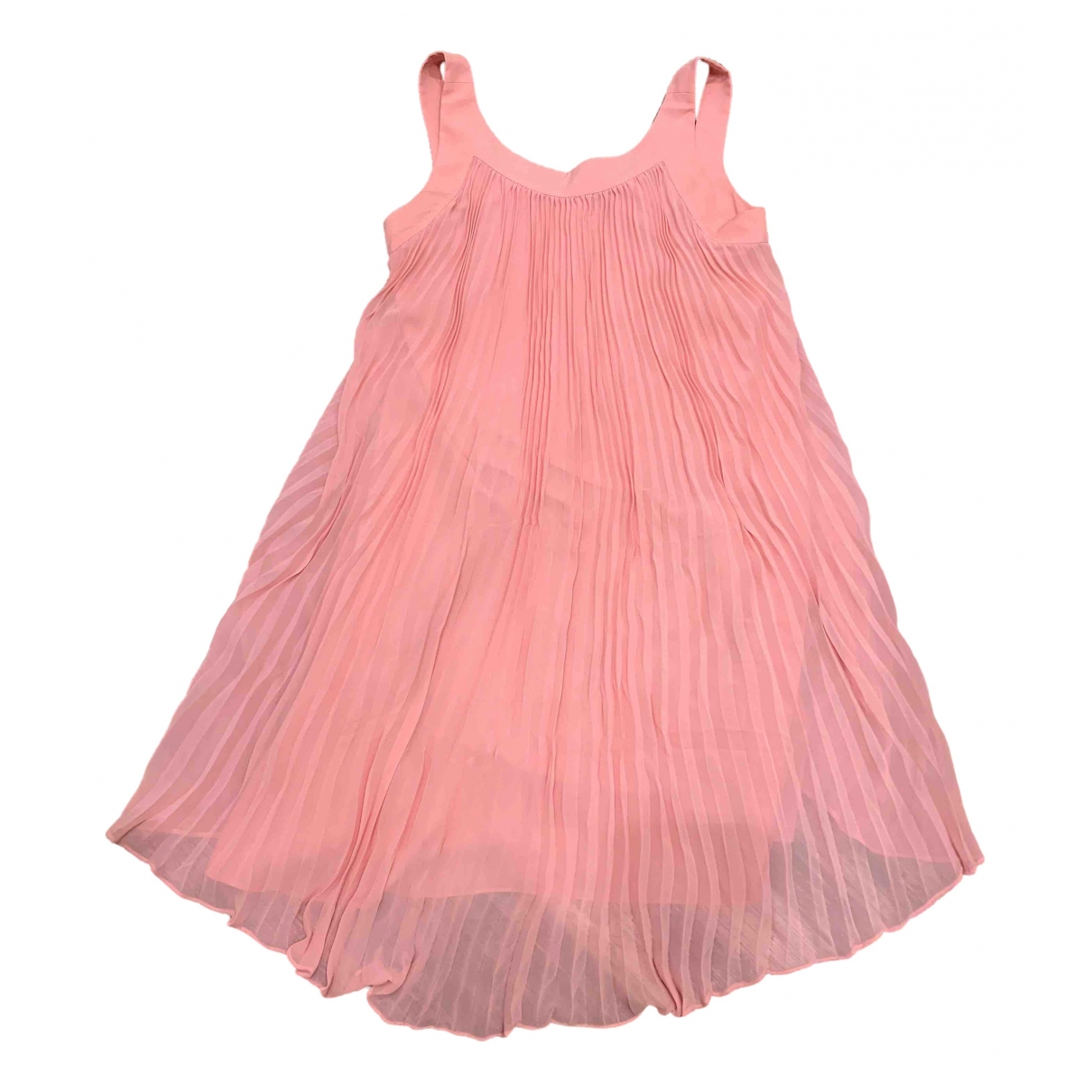 Guess \N Kleid in  Rosa Polyester