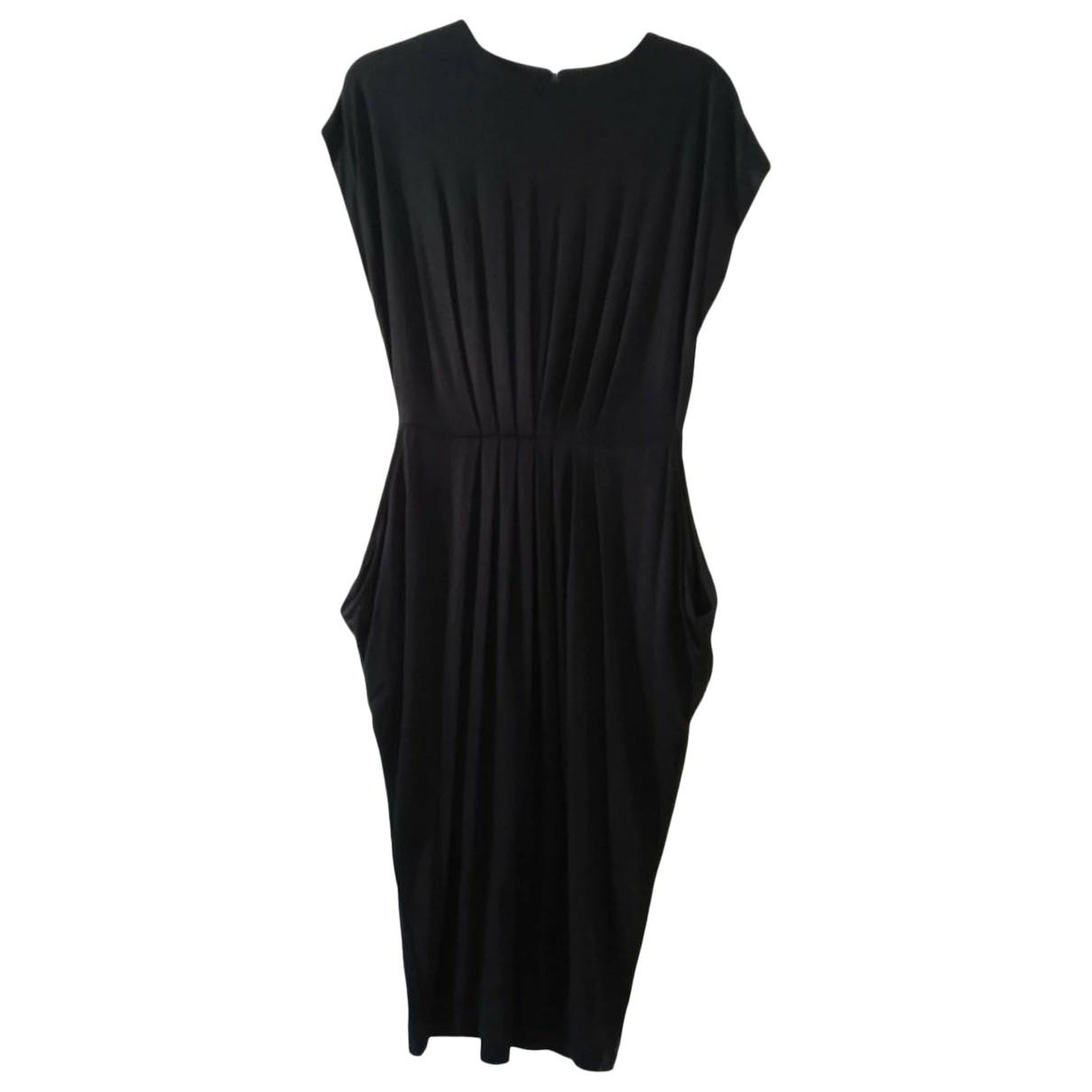 Jil Sander \N Black dress for Women 38 IT