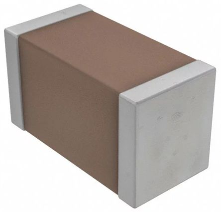 TDK 0603 (1608M) 5pF Multilayer Ceramic Capacitor MLCC 50V dc ±0.25pF SMD CGA3E2C0G1H050C080AA (4000)