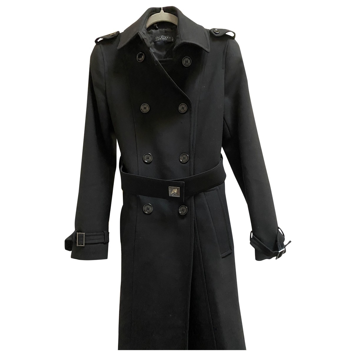 Twin Set \N Black coat for Women S International