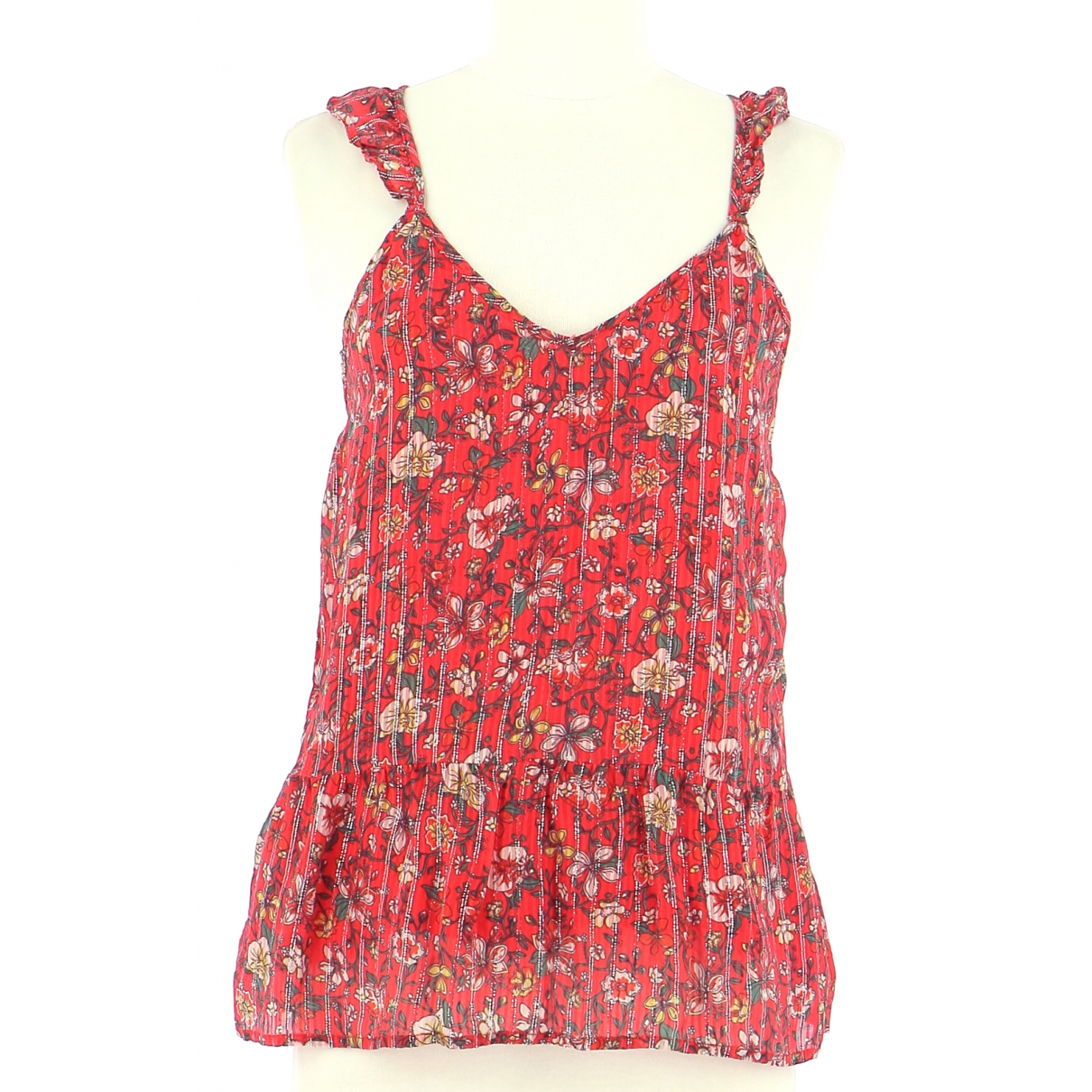 Berenice - Top   pour femme - rouge