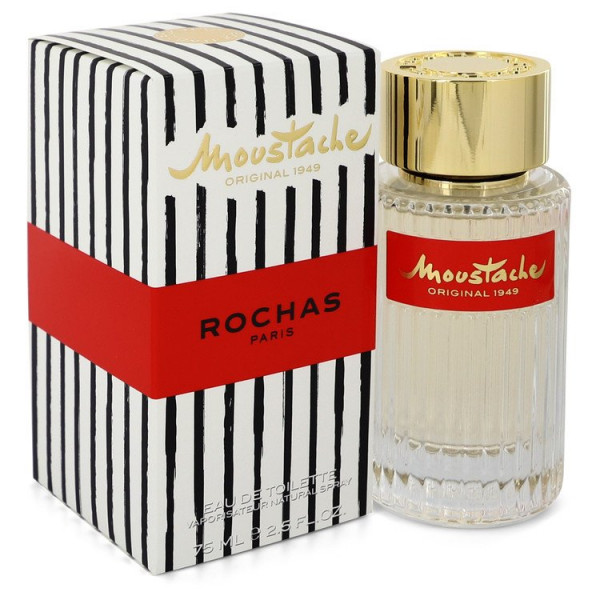 Moustache By Rochas - Rochas Eau de Toilette Spray 75 ML