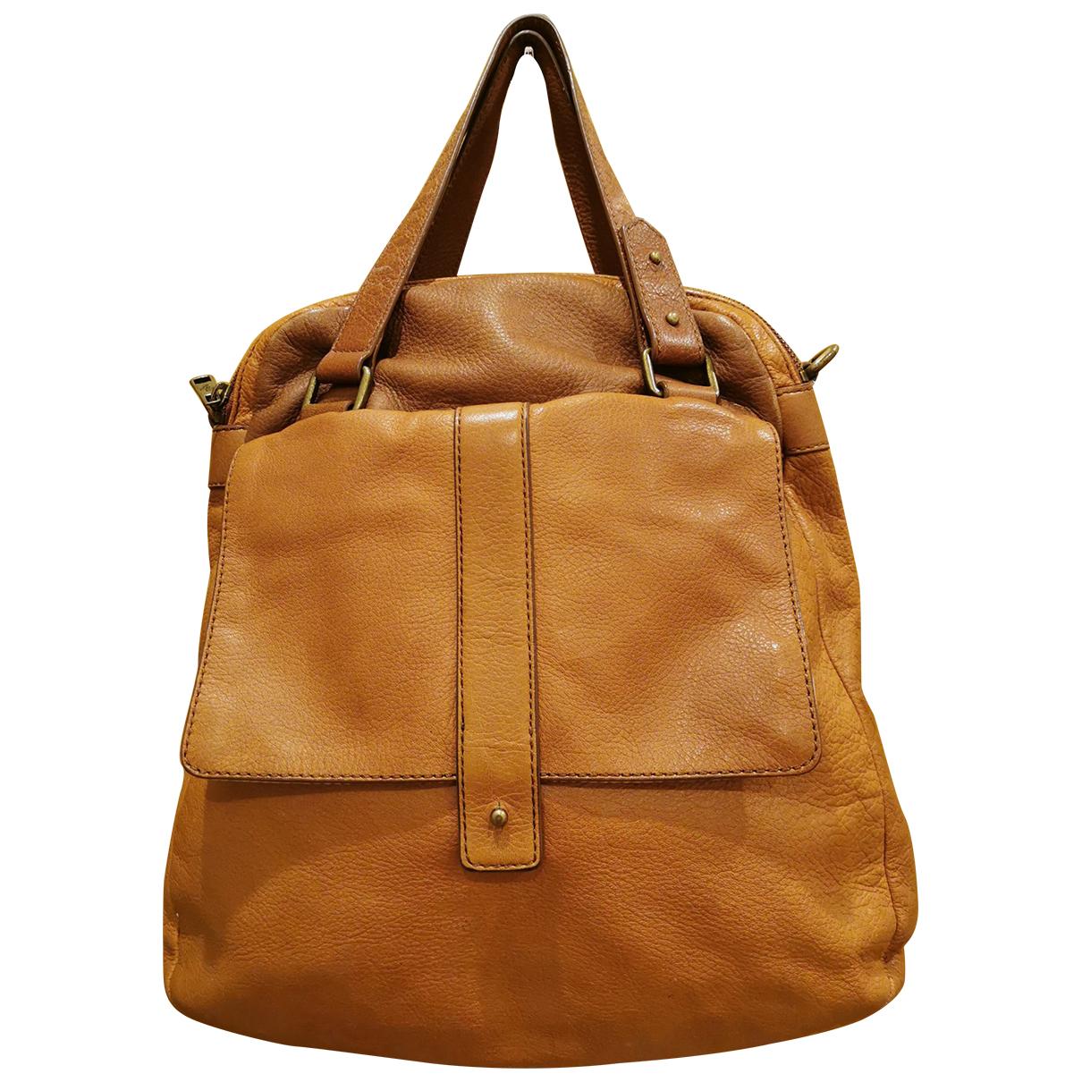 Bimba Y Lola \N Handtasche in  Kamel Leder