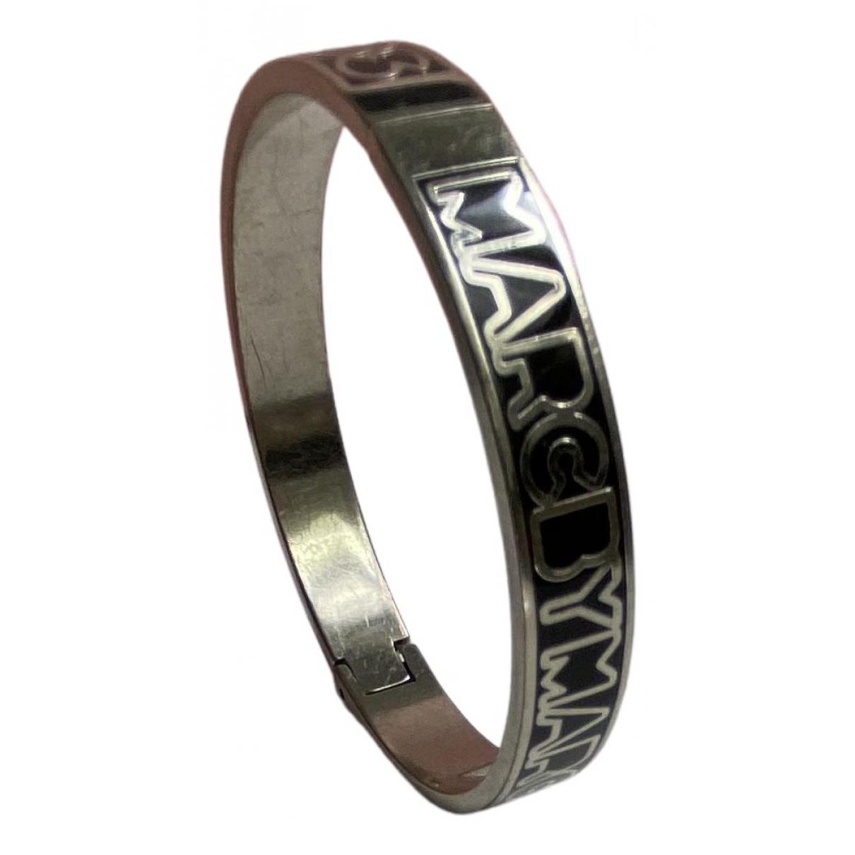 Marc By Marc Jacobs - Bracelet   pour femme en acier - noir