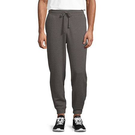 Xersion Mens Regular Fit Jogger Pant, Medium , Gray