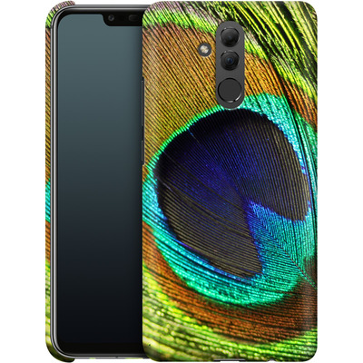 Huawei Mate 20 Lite Smartphone Huelle - Peacock von Mark Ashkenazi
