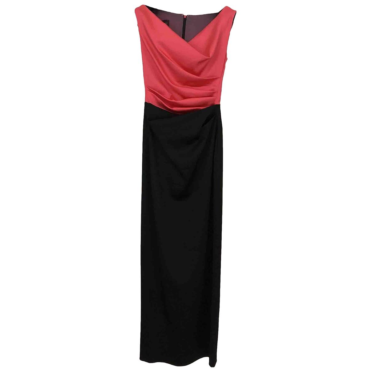 Talbot Runhof \N Black Silk dress for Women 6 UK