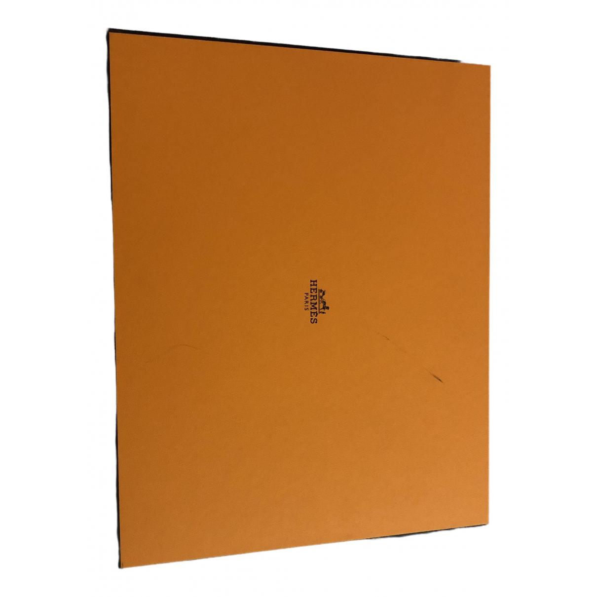 Hermes - Objets & Deco   pour lifestyle en toile - orange