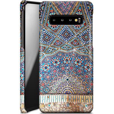 Samsung Galaxy S10 Smartphone Huelle - Iranian Mosaic von Omid Scheybani