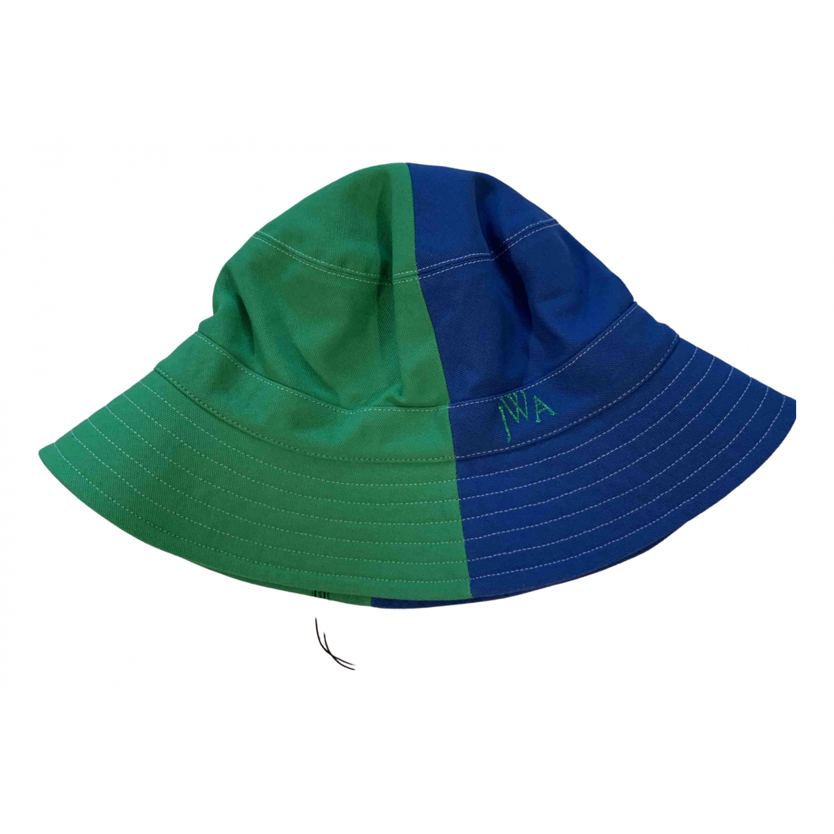 J.w. Anderson - Chapeau & Bonnets   pour homme en coton - vert