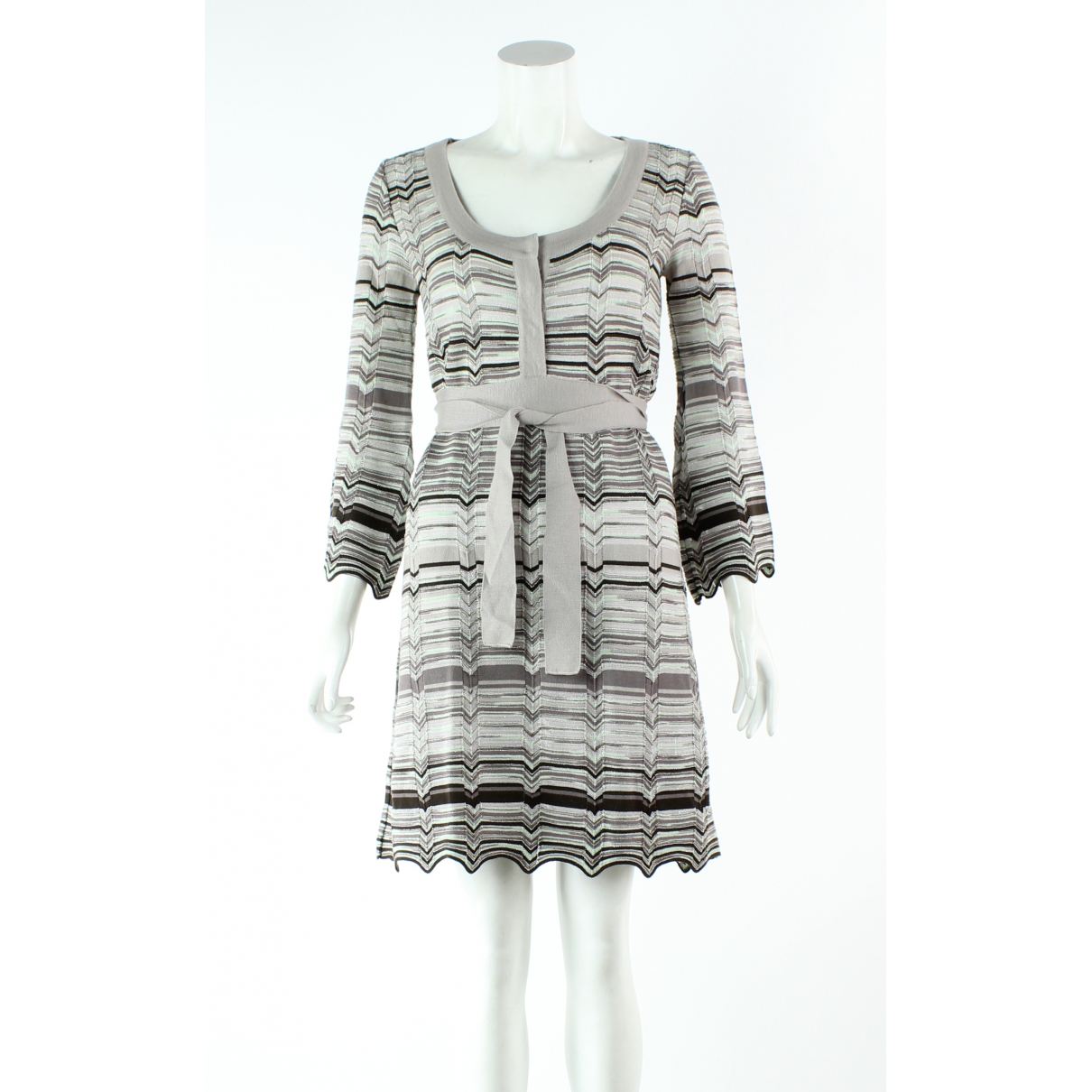 M Missoni \N Kleid in  Bunt Wolle