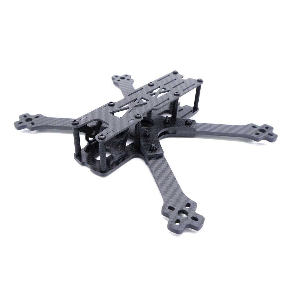Sonic 5 225mm Wheelbase 4mm Arm Carbon Fiber 5 Inch Frame Kit for RC Drone FPV Racing