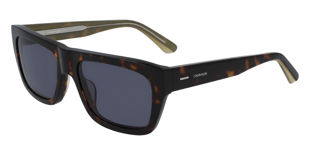 Calvin Klein CK20539S 235 Mens Sunglasses Tortoise Size 56