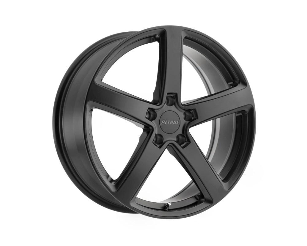 Petrol 1780P2A405112M72 P2A Wheel 17x8 5x112 40mm Matte Black