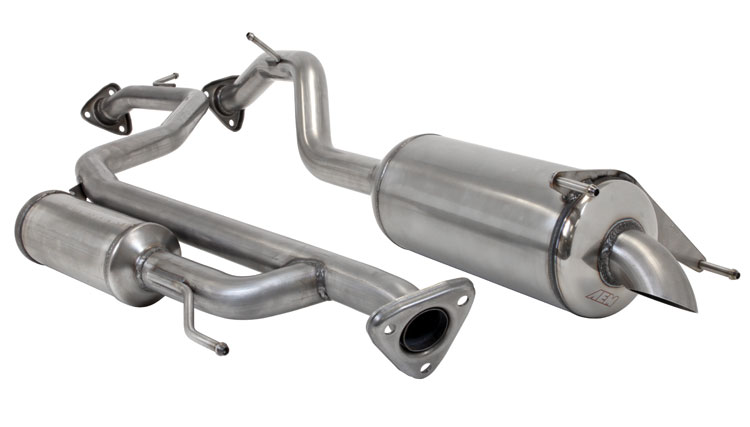 AEM Induction AEM Aftermarket Exhaust Honda CR-Z 2011-2014 1.5L 4-Cyl