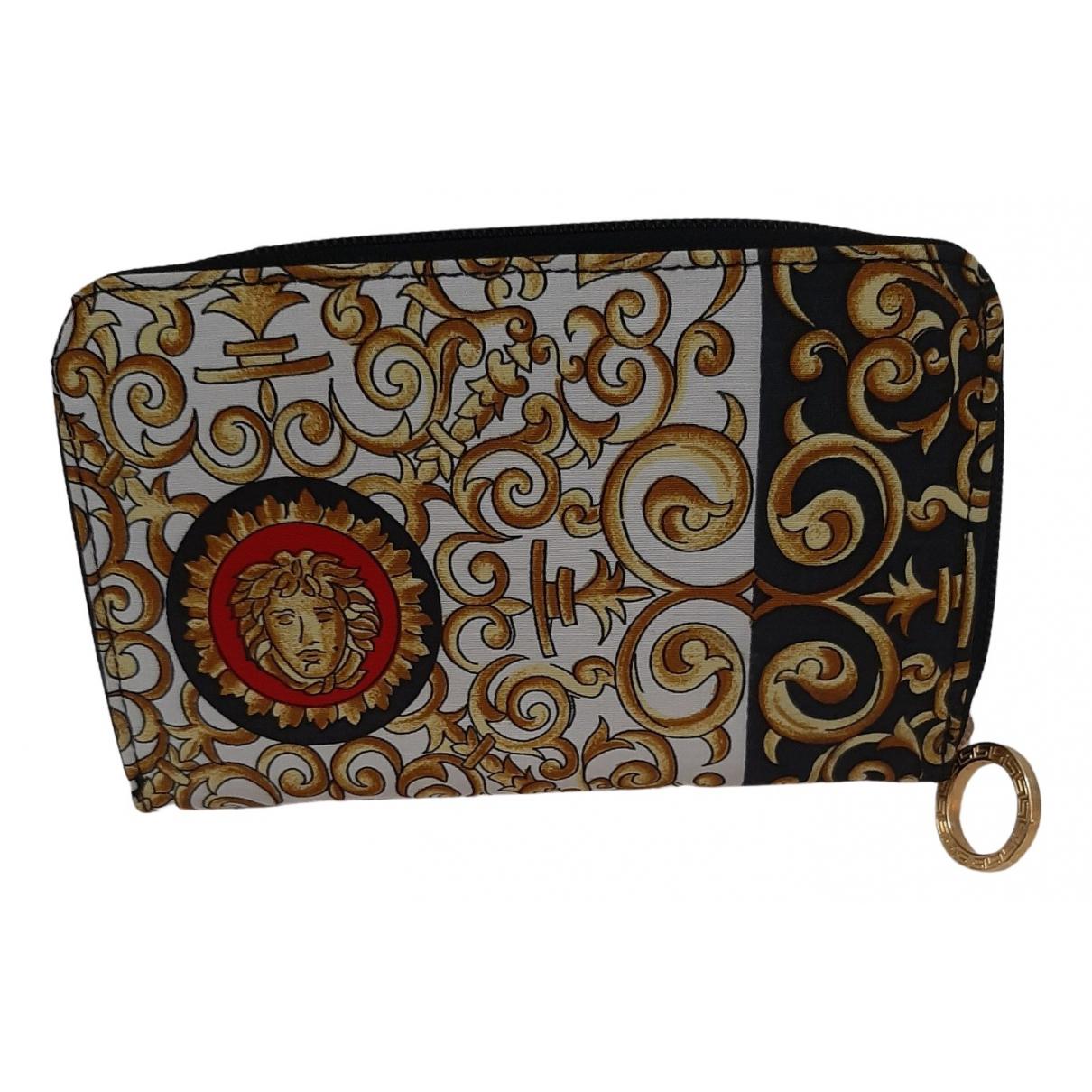 Versace N Cotton wallet for Women N