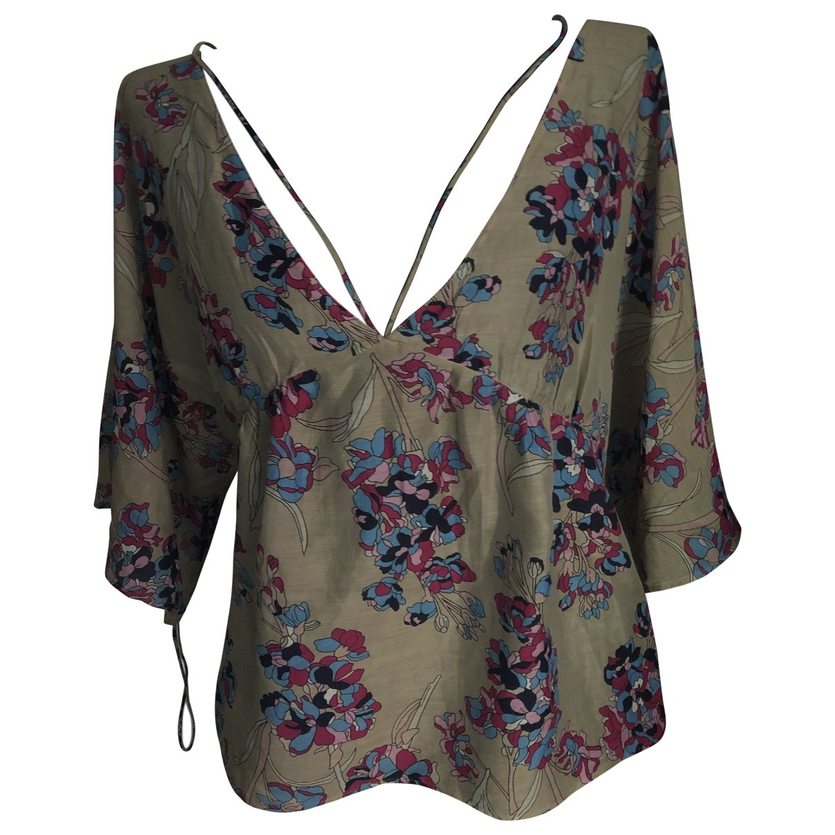 Alessandro Dellacqua \N Multicolour Cotton Knitwear for Women 12 US
