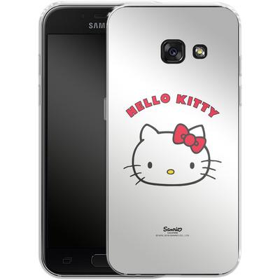 Samsung Galaxy A3 (2017) Silikon Handyhuelle - Just Hello Kitty von Hello Kitty