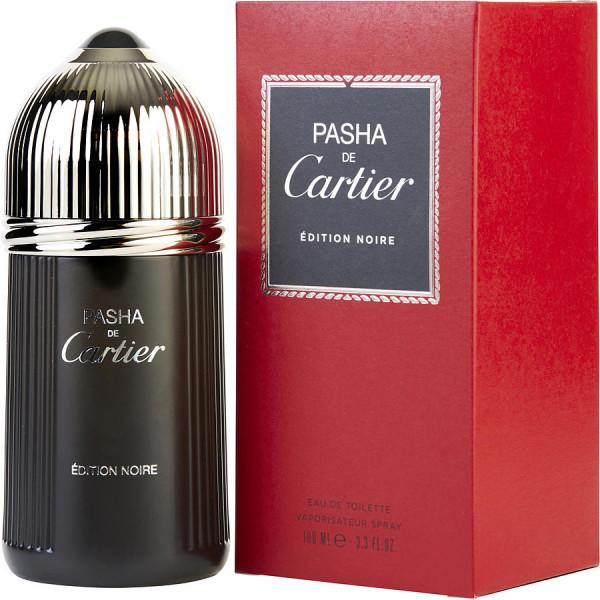Pasha Edition Noire - Cartier Eau de toilette en espray 100 ML