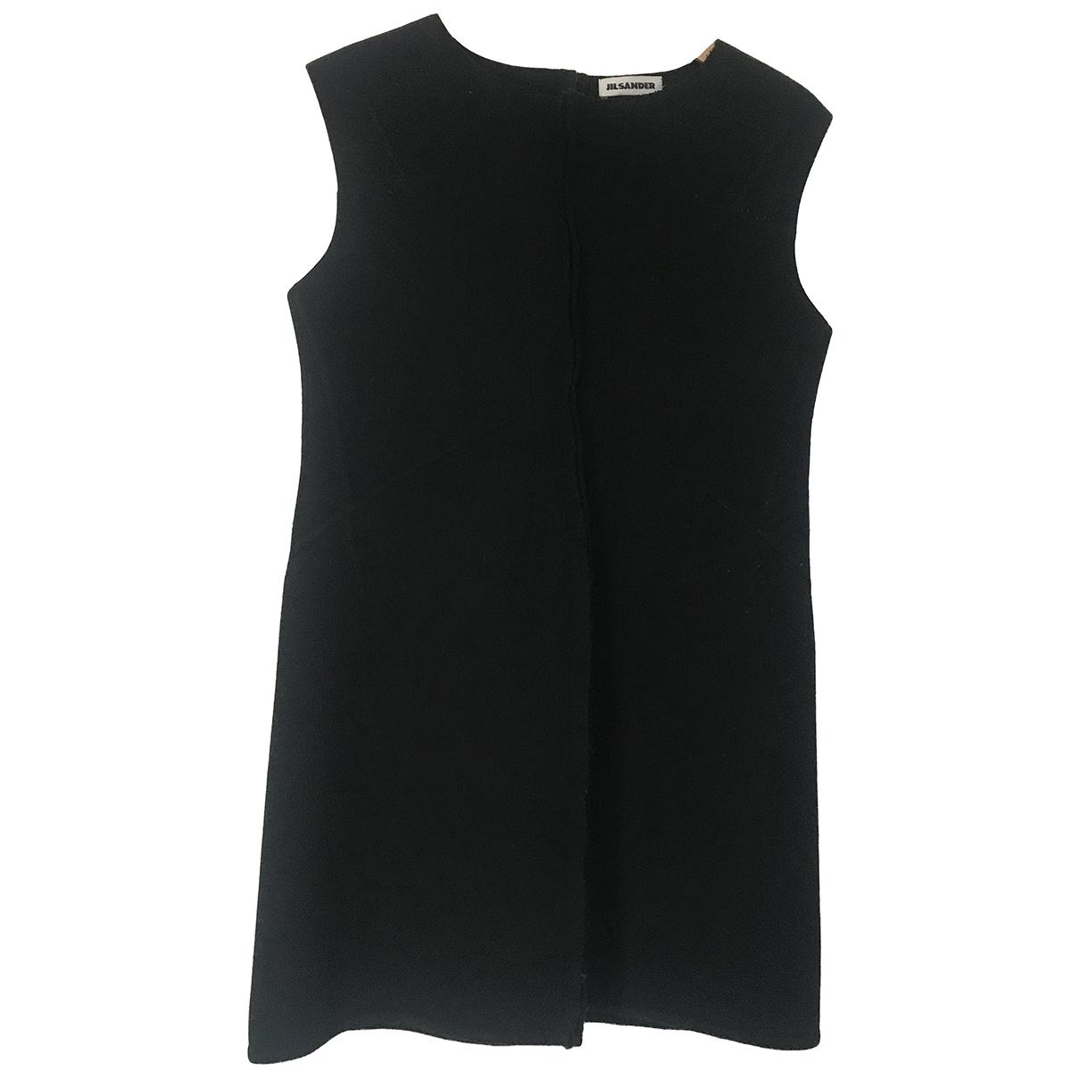 Mini vestido de Lana Jil Sander