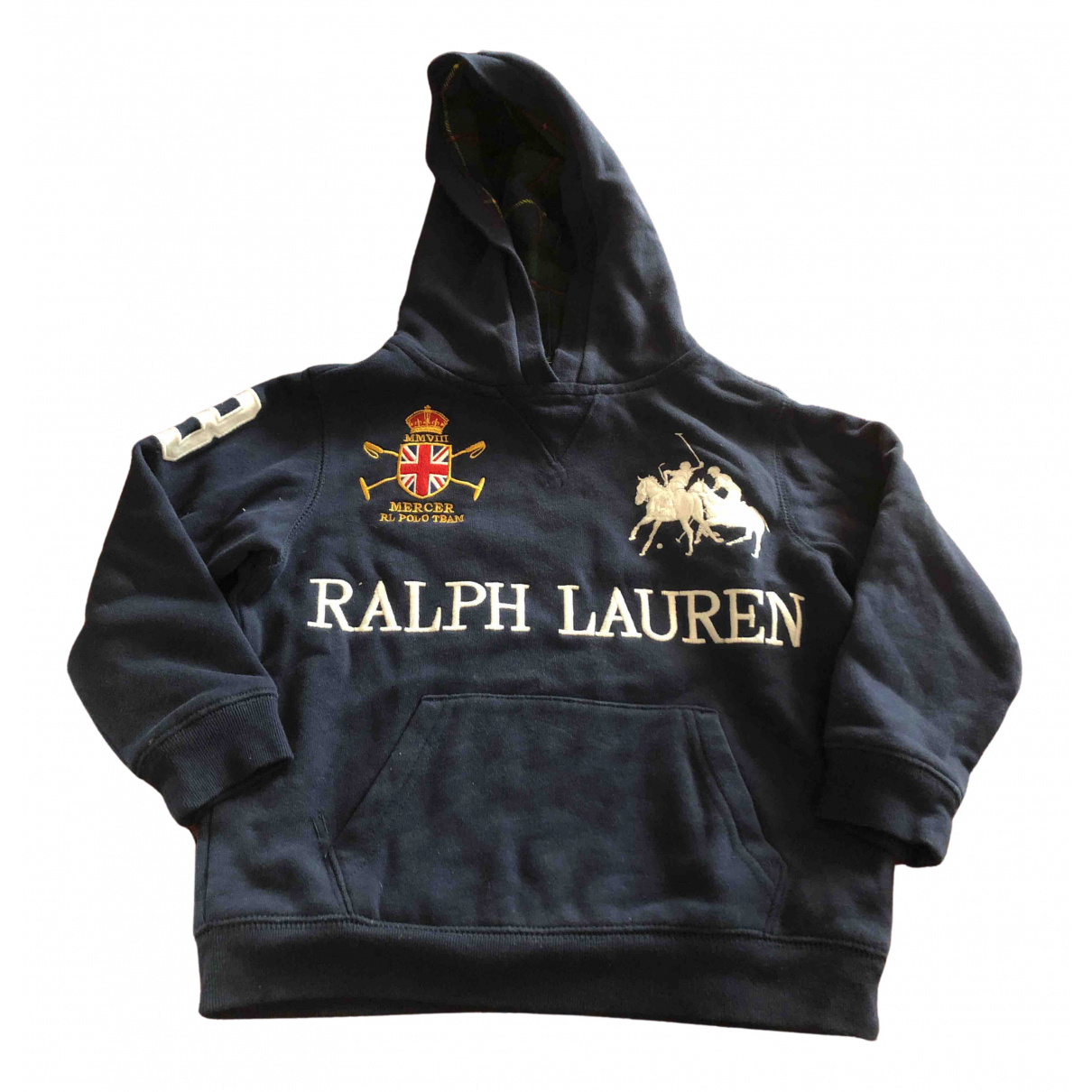 Polo Ralph Lauren N Blue Cotton Knitwear for Kids 3 years - up to 98cm FR