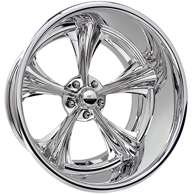 Billet Specialties PDR92205Custom Stiletto Extreme Wheel 20x10.5