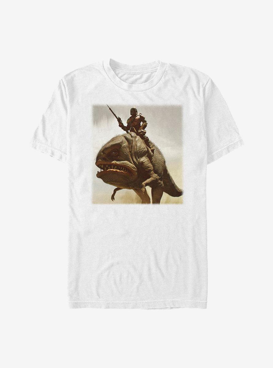 Star Wars The Mandalorian The Child Mando Hero Shot T-Shirt