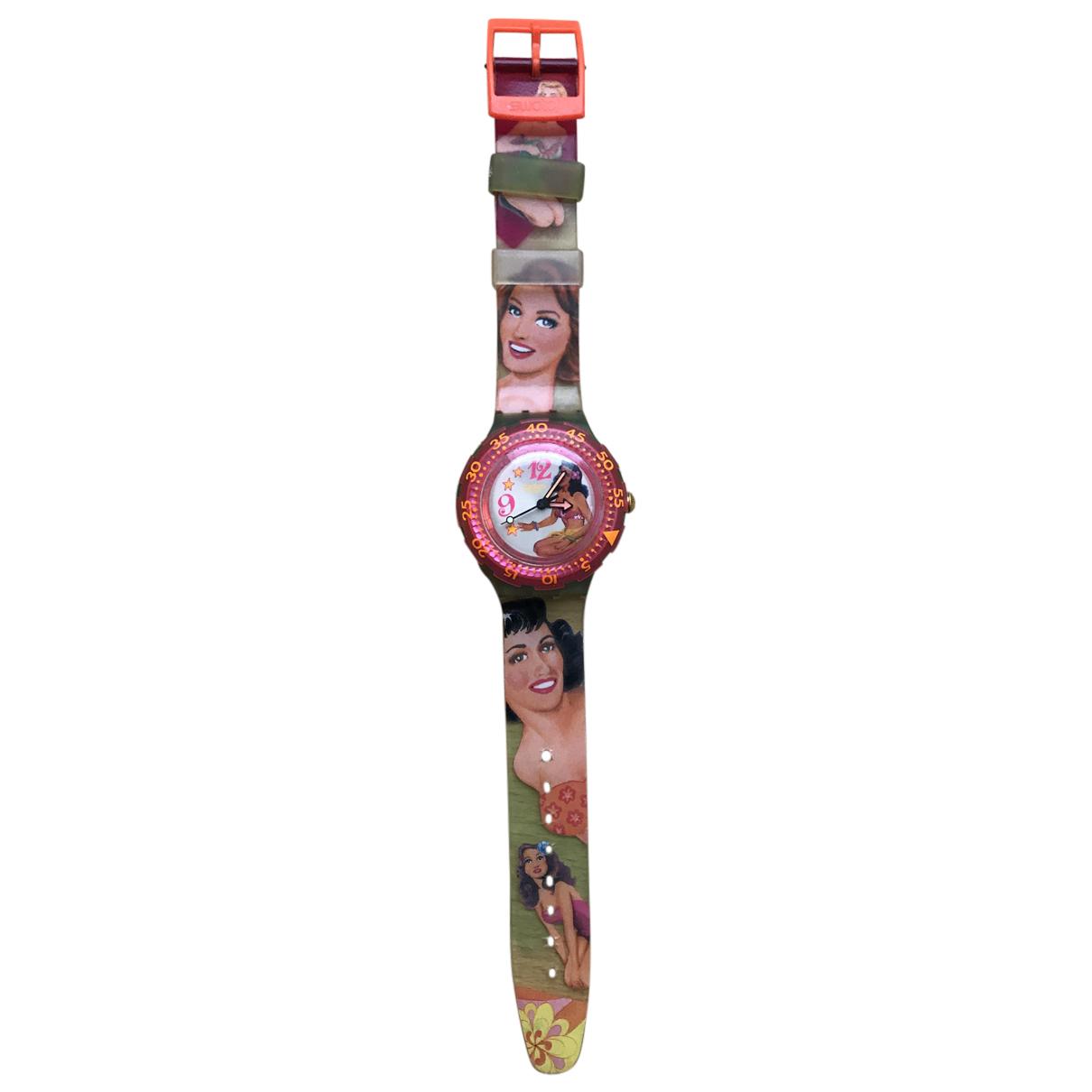 Swatch N Multicolour watch for Women N