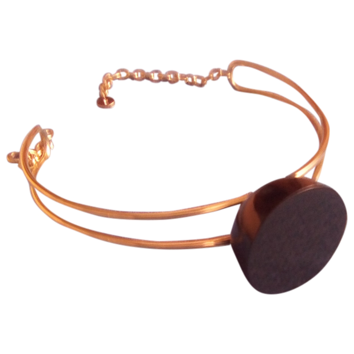Marc By Marc Jacobs \N Gold Metal necklace for Women \N