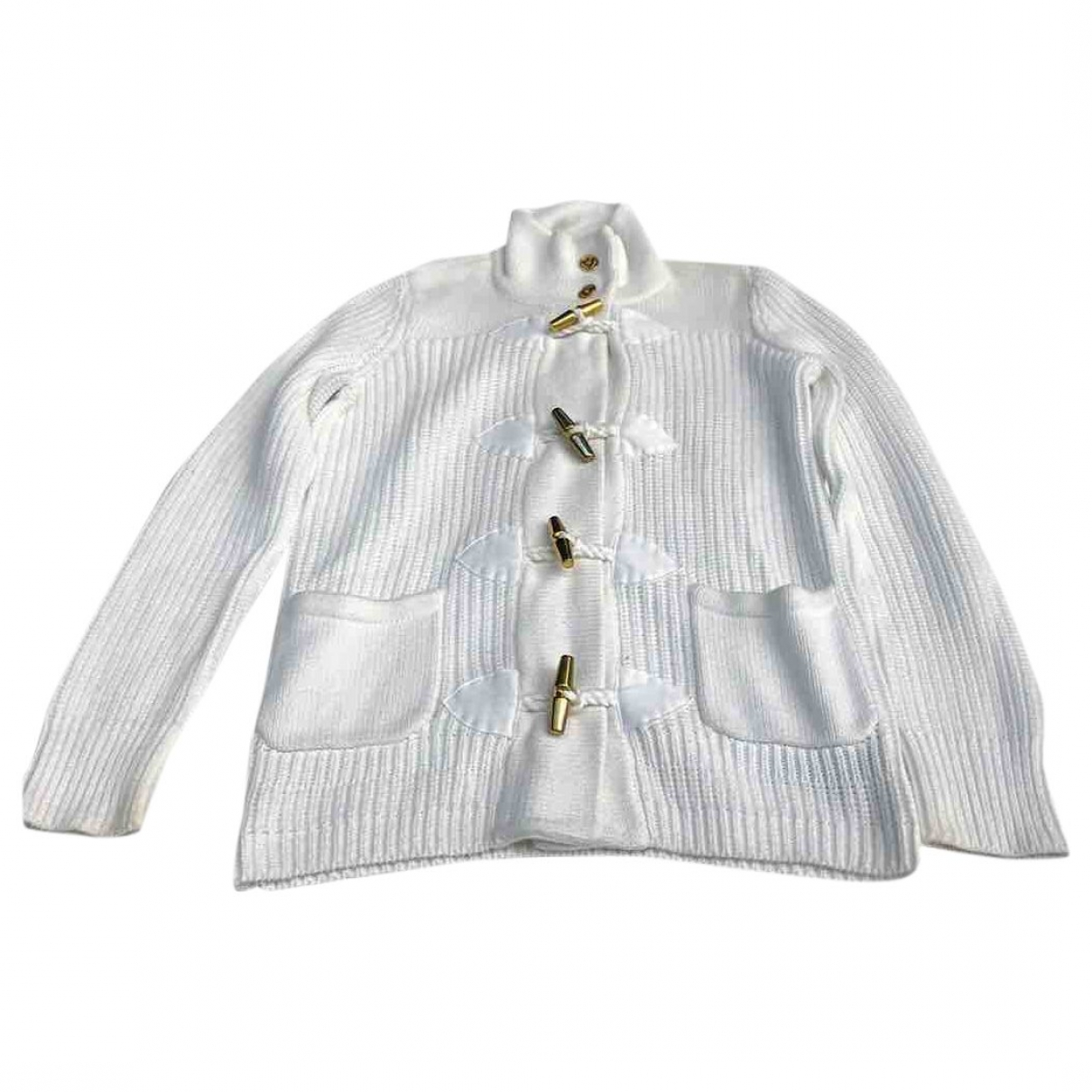 Lauren Ralph Lauren \N White Cotton Knitwear for Women XS International