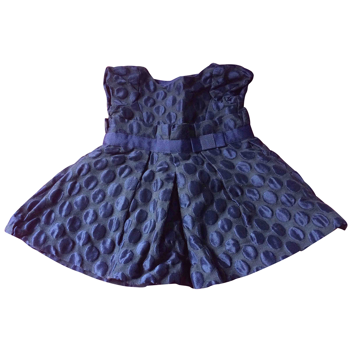 Jacadi \N Navy Cotton dress for Kids 6 months - up to 67cm FR